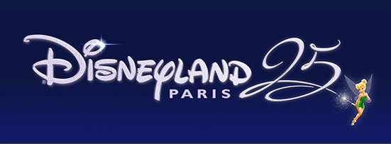 disneylandparis 25 anni